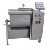 Wholesale CE Certified Meat Commercial Grinder Mixer 60 Liter 40Kg / Cycle Capacity from china suppliers