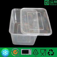 Quality Microwaveable Plastic Food Storage Container 750ML for sale