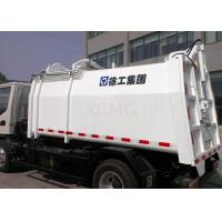 Wholesale Self Dumping Side Loader Garbage Compactor Truck 3tons Special Purpose Vehicles from china suppliers