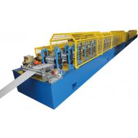 Quality PU Foam Injection Shutter Door Roll Forming Machine For Windows & Doors for sale