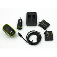 Wholesale Wall charger , Car Charger , Dual Charger and Battery Set for GoPro Hero from china suppliers