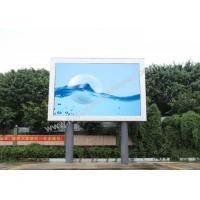 Wholesale P4 High Definition Outdoor Fixed Led Display Sign Boards With Customized Cabient from china suppliers