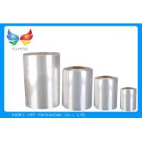 Wholesale Soft PVC Heat Shrink Film Rolls 45% ~ 50% Shrinkage  For Label Printing from china suppliers