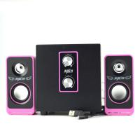 Wholesale Factory supply hot sale 2.1 usb speakers for computer, 2.1 multimedia speaker/mini speaker from china suppliers