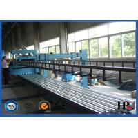 Wholesale 0.8-1.6 Mm Thickness High Durability Deck sheet Roll Forming Machine from china suppliers