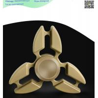 Wholesale hottest metal  Tri-Spinner Hand Spinner toy from china suppliers