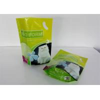 Wholesale Moisture Proof Stand Up Pet Food Packaging With Zipper Top Closure from china suppliers