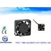 Wholesale 20x20x10MM Cpu Cooling Fan , Axial 24 Volt Brushless Dc Fan Motor Computer Case Cooling from china suppliers
