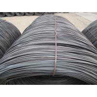 Wholesale Piston JIS SNCM220 Hot Rolled Steel Rod Coils , High Tensile Steel Wire from china suppliers