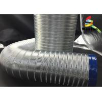 Wholesale Fire Retardent Semi Rigid Aluminum Duct Aluminum Flexible Extruded Aluminum Air Pipes from china suppliers