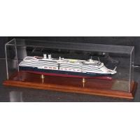 Wholesale Holland America Westerdam Coast Guard Boat Models ABS Hand Carving Anchor Material from china suppliers