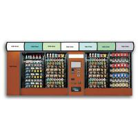 Wholesale Smart Outdoor Vending Machine , Beverage Vending Machine For Airport / Railway Station from china suppliers