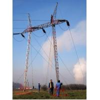 Wholesale 132KV SINGLE CIRCUIT GUYED TOWER from china suppliers