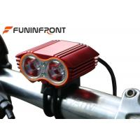 Wholesale 2000 Lumens CREE XML T6 Led Bicycle Front Lights for Moutain Bike from china suppliers