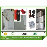 Wholesale Folding Resistance Smooth Carton Gris Gray Paperboard Wholesale Price from china suppliers
