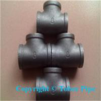 Wholesale Hot Dipped Malleable Iron Equal Tee from china suppliers