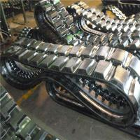 Wholesale Rubber Track (130*72*30) for The Excavator from china suppliers