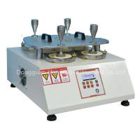 Wholesale Textile Testing Equipment Electronic Martindale Abrastion Tester With 4 Heads from china suppliers