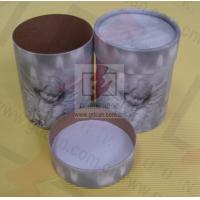 Wholesale Sealing Cylinder Food Packaging Tubes Cardboard Gift Box Soy Ink Print from china suppliers
