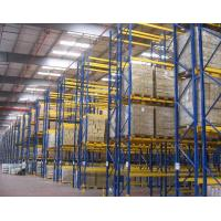 Wholesale Custom 1500-3900mm Length, 2-12 Levels, Heavy Duty and Metal Industrial Pallet Racking from china suppliers