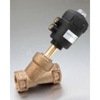 Wholesale PV600 Angle Seat Valve Gunmetal Body -  Female Thread Port DN15 ~ 65 from china suppliers