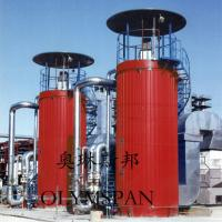 Wholesale Automatic Gas Fired Vertical Thermal Oil Boiler High Efficiency ASME Standard from china suppliers