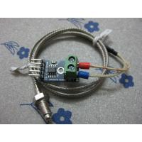 Wholesale Arduino MAX6675 thermocouple temperature sensor thermocouple type K module to send K type thermocouple from china suppliers