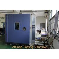 Wholesale Automatic High Altitude Chamber Low Pressure Test Chamber For Temperature Humidity from china suppliers