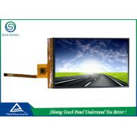 Wholesale Projective Capacitive LCD Touch Panel 4.5'' PC To Glass Structure Dust Free from china suppliers