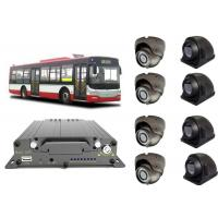 Wholesale 8 Channel Vehicle Mobile DVR 720P Support SD Card Memory Upgrade  from china suppliers