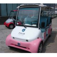 Wholesale Custom High End 4 Seat Electric Car Tourist Electric Sightseeing Car Battery Operated from china suppliers