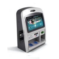 Wholesale Customized Retail / Ordering / Payment Wall Mounted Kiosk with Card Reader for Receipt Printing from china suppliers