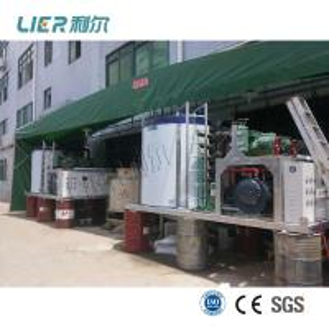 Wholesale Marine Ice Machine Evaporator Flake Ice Maker Machine 20 Ton from china suppliers
