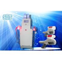 Wholesale Cool Sculpting Cryolipolysis Slimming Machine With Lipo Laser / Cryotherapy Weight Loss from china suppliers