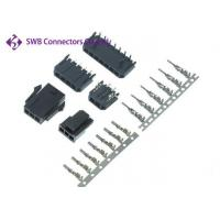 Wholesale 3.00 Mm Pitch Wre To Board Power Connector 2 - 12 Pins Single Row For Automotive from china suppliers