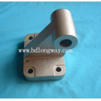 Wholesale precision casting carbon steel pipe support brackets from china suppliers