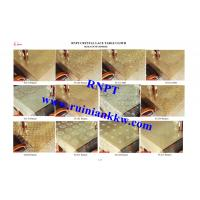 54'PVC Table Cloth --RNPT Crystal lace table cloth ---fancy home decoration table cover