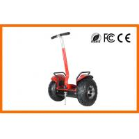 Wholesale Balancing golf two wheel Off Road Segway With Handel , Samsung battery from china suppliers