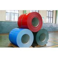 Wholesale 0.50mm Pre Painted Galvanized Steel Coil Color Coated PPGI Steel Coil ASTM A653 from china suppliers