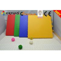 Wholesale Durable Garage Recyclable PP Badminton Court Flooring Tiles Matting For 10 Years Warranty from china suppliers