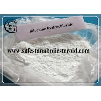 Wholesale Anti Inflammatory Supplements lidocaine hydrochloride White crystalline CAS 73-78-9 from china suppliers
