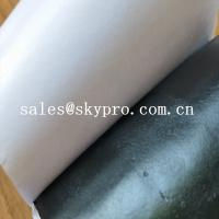 Wholesale OEM Double-sided Self Adhesive Rubber Butyl Tape Waterproof Butyl Sealing Tape from china suppliers