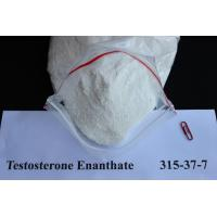 Wholesale Safe Testosterone Enanthate / Test Enan​ white Raw Steroid Powders For Muscle Building CAS 315-37-7 from china suppliers