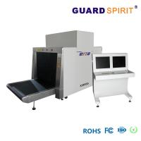 Wholesale Post Office X Ray Luggage Scanner , Double Energy X Ray Inspection System Large Scanner Area from china suppliers