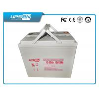 Wholesale 12v 65ah SLA Deep Cycle Battery For Uninterruptible Power Supply from china suppliers