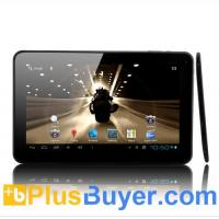 "Wholesale Pyro - Ultra Slim Android 4.0 Tablet: 10.1"" Multi Touch, 1GHz CPU, 1GB DDR3, Wifi N, 8GB from china suppliers"