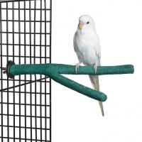Quality Bird Sand Coated Perch for Budgies, Cockatiels, Lovebirds for sale