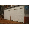 Buy cheap Waterproof Industrial Sectional Door Structured Steel 50mm Panel from wholesalers
