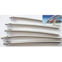 Buy cheap DELIKON Capillary Armor Stainless Steel Stripwound Hose,  flexible stainless steel conduit from wholesalers