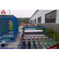 Wholesale Precast Eps Concrete Sandwich Wall Panel Making Machine / Production Line Fully Automatic from china suppliers